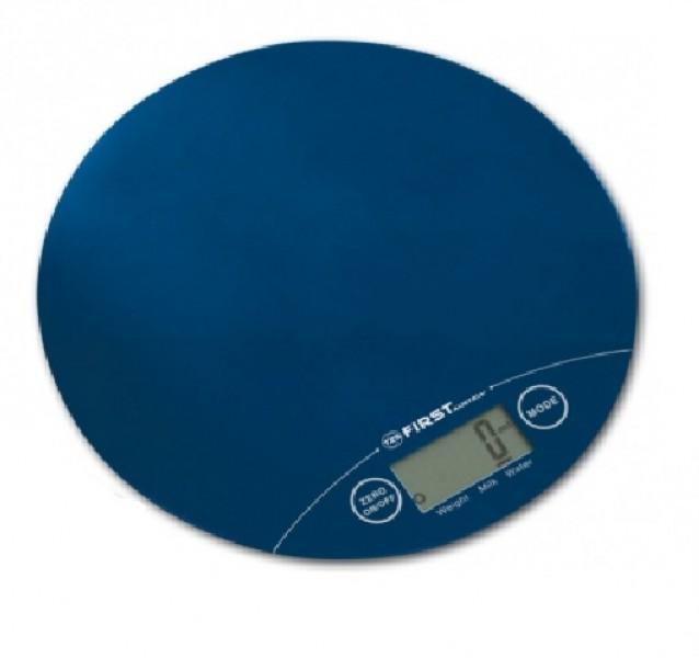 First FA-6400-1, Blue весы кухонные