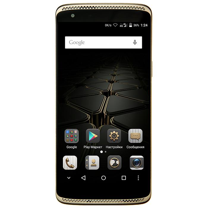 ZTE Axon Mini, GoldZTE AXON MINI (4G) GOLDЗащитить свой смартфон от несанкционированного доступа еще никогда не было так просто и надежно! Axon Mini обладает тремя способами биометрической идентификации - датчик отпечатка пальца, датчик распознавания голоса и датчик распознавания сетчатки глаза. Стиль и надежность в каждой детали: Корпус смартфона выполнен из авиационного алюминия в обтекаемом форм-факторе, что обеспечивает сочетание высокой эргономики, механической прочности устройства и низкого веса - всего 132 грамма. Толщина изделия составляет 7,9 мм. Новый уровень цифрового звучания: Любители цифрового звука будут приятно удивлены наличием в смартфоне Axon Mini независимого аудио- чипсета и кодека премиального уровня AKM4961 от японской корпорации Asahi Kasei Microdevices, который обеспечит высочайшее качество воспроизведения любимых треков. Кроме того, благодаря передовым функциям шумоподавления, уровень записываемого звука при видеосъемке будет сравним...
