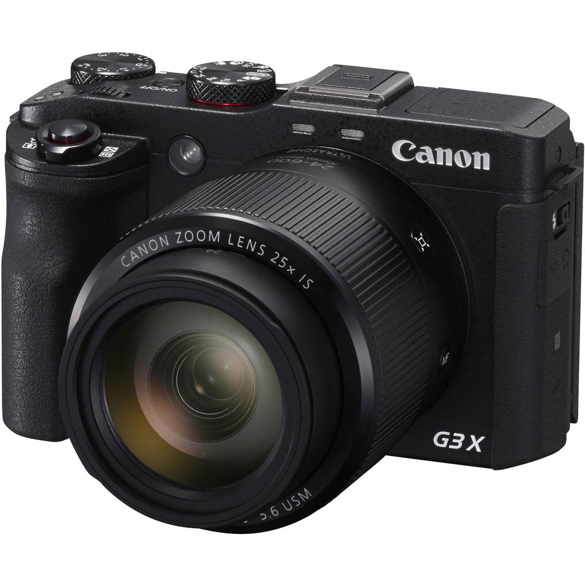 Canon PowerShot G3 X, Black цифровая фотокамера зарядное устройство для фотоаппарата canon powershot