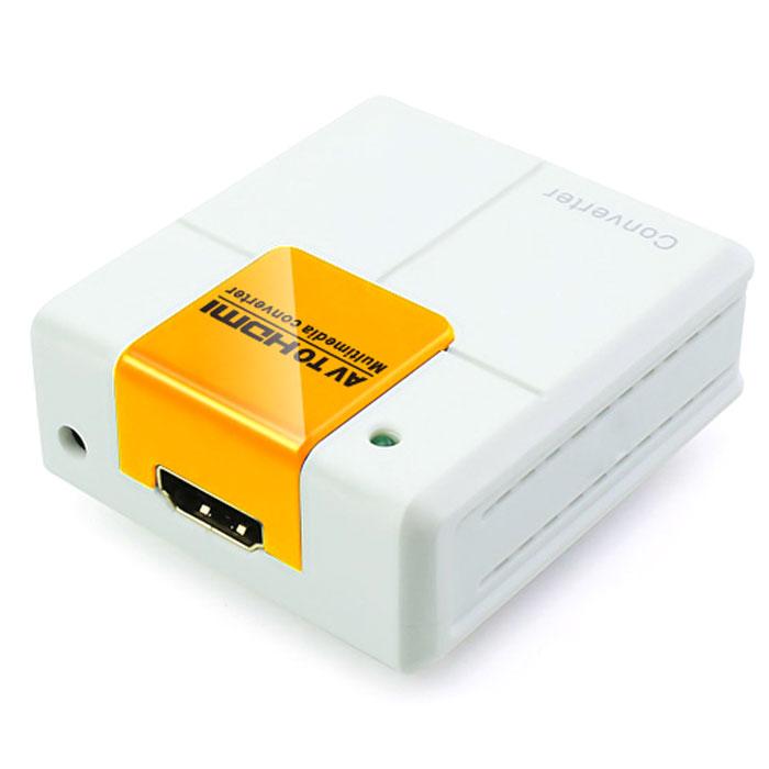 Greenconnect GC-AV2HD переходник AV-HDMI
