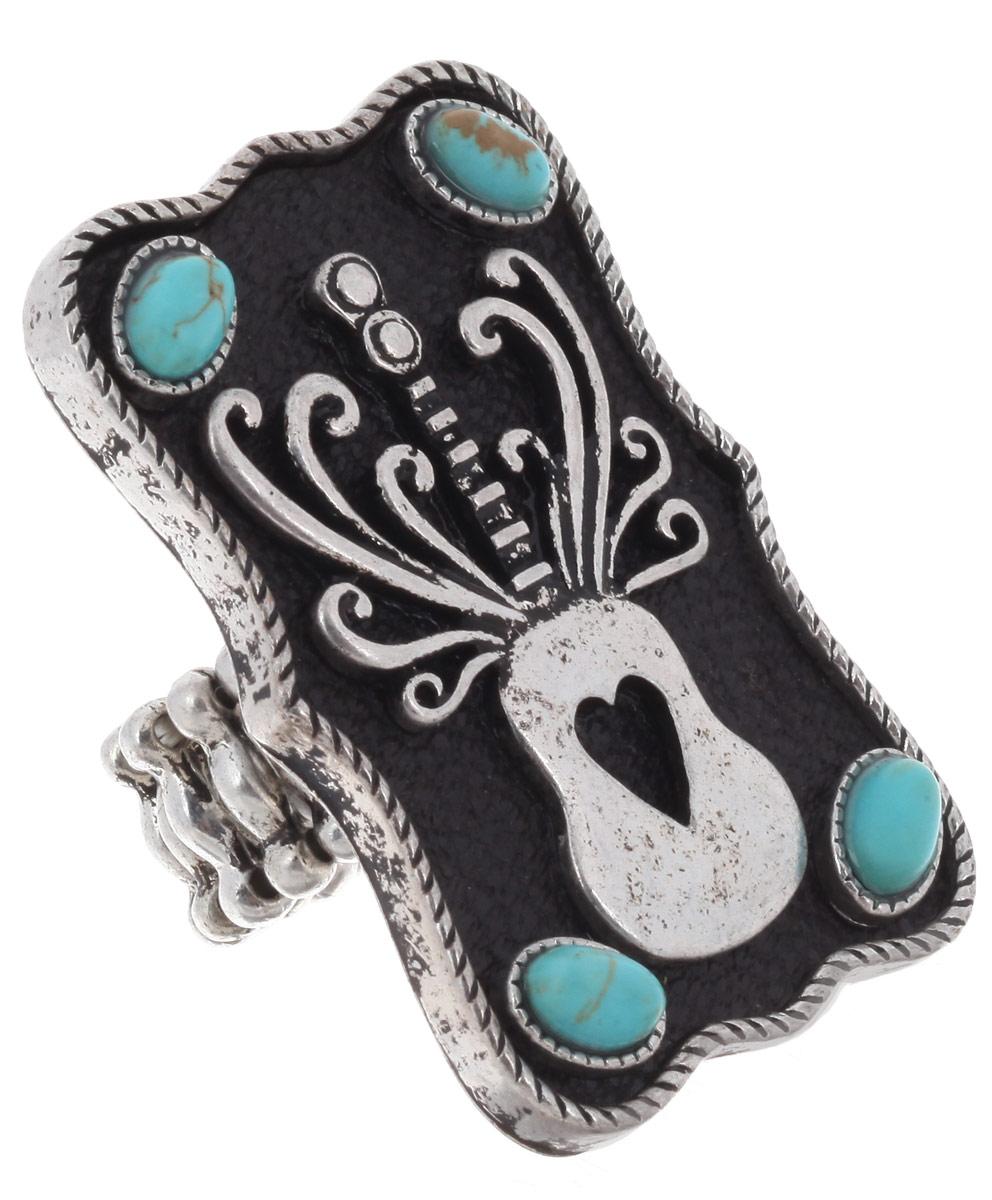 Кольцо Avgad, цвет: серебристый, черный. EA178JW269EA178JW269Оригинальное кольцо Avgad, выполненное из ювелирного сплава, оформлено рельефным рисунком и дополнено вставками из искусственной кожи и акрила. Элементы кольца соединены с помощью тонкой резинки, благодаря этому оно легко надевается и снимается. Размер универсальный. Кольцо позволит вам с легкостью воплотить самую смелую фантазию и создать собственный, неповторимый образ.