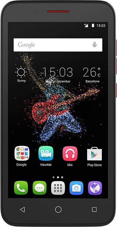 Alcatel OT-7048X Go Play, Black Red7048X-2BALRU7Смартфон GO PLAY не просто устойчив к воде, пыли, ударам и падениям, он способен разделить с вами самые яркие эмоции и впечатления! Приложение «Видеозахват экрана» позволяет делать видео-фиксацию всего, что происходит на экране вашего смартфона. В самые захватывающие моменты с помощью фронтальной камеры вы можете добавлять к видеозаписи свое изображение и голос и делиться яркими эмоциями с друзьями в социальных сетях. Например, можно записать аудио-видео-комментарий к своему любимому треку или снять короткий ролик о прохождении очередного уровня в продвинутой игре. Благодаря предустановленным актуальным приложениям Periscope и Vine у вас появляется возможность делиться в реальном времени своими безумными трюками или создавать короткие забавные видео-ролики. Дайте олю творчеству и фантазии вместе с GO PLAY! Играйте в игры, слушайте музыку, снимайте видео под водой! Времени и энергии хватит на все! Благодаря мощному аккумулятору...