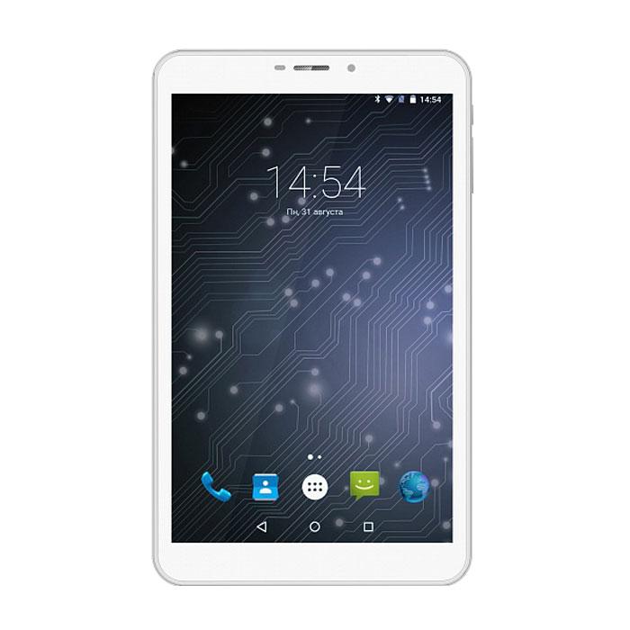 BB-mobile Techno Mozg 8.0 X800BJ, White ( 4620011532381 )