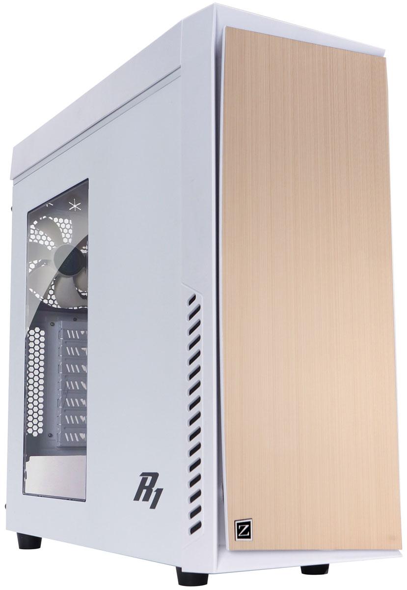 Zalman R1, White компьютерный корпус79753Компьютерный корпус Zalman R1. Оптимизированная структура системы воздушного охлаждения: Мощное охлаждение при низком уровне шума с системой вентиляции Zalman. Возможность установки до 5 системных вентиляторов: Помимо трёх предустановленных вентиляторов, обеспечивающих максимальное охлаждение системы, предусмотрена возможность установки ещё 2 дополнительных. Двухуровневый контроллер вентиляторов: Пользователь может устанавливать один из двух режимов охлаждения либо отключать его Эксклюзивное охлаждение блока питания: Охлаждение блока питания через нижнюю панель корпуса для максимальной эффективности и стабильной работы устройства. Классический дизайн передней дверцы: Линейное тиснение алюминиевой дверцы, лаконичный дизайн. Акриловая вставка в боковой панели: Стильная акриловая вставка на боковой панели как элемент дизайна. Черное покрытие интерьера: ...