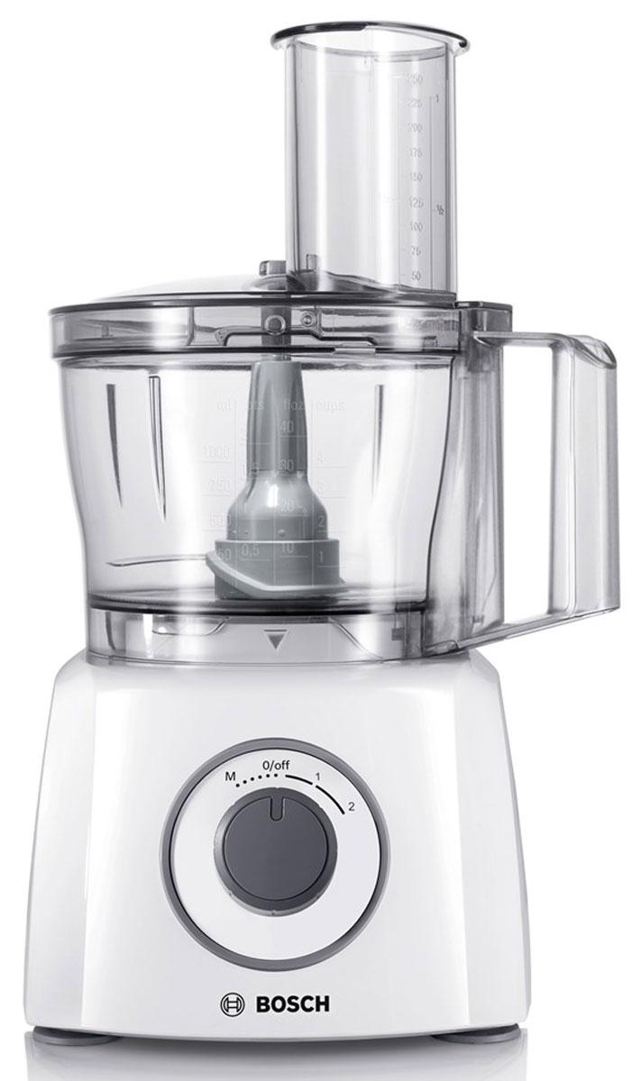 Bosch MCM3110W, White кухонный комбайн ( MCM3110W )