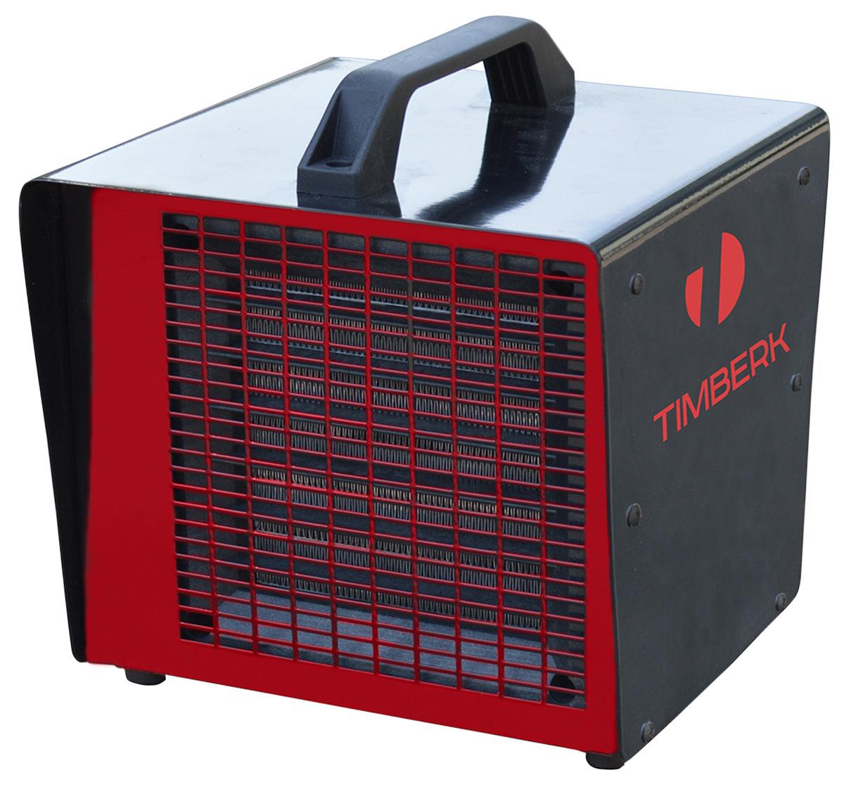 Timberk TFH T20MDR тепловентиляторTFH T20MDRТепловентилятор Timberk TFH T20MDR обеспечивает мгновенный нагрев воздуха в помещении при довольно низком уровне шума. Нагревательный элемент в виде керамических пластин обеспечивает высокую теплоотдачу и практически не вызывает иссушения воздуха в обогреваемом помещении. Для удобства транспортировки прибор оснащен эргономичной ручкой. Компактный размер и уникальный дизайн Регулируемая мощность обогрева