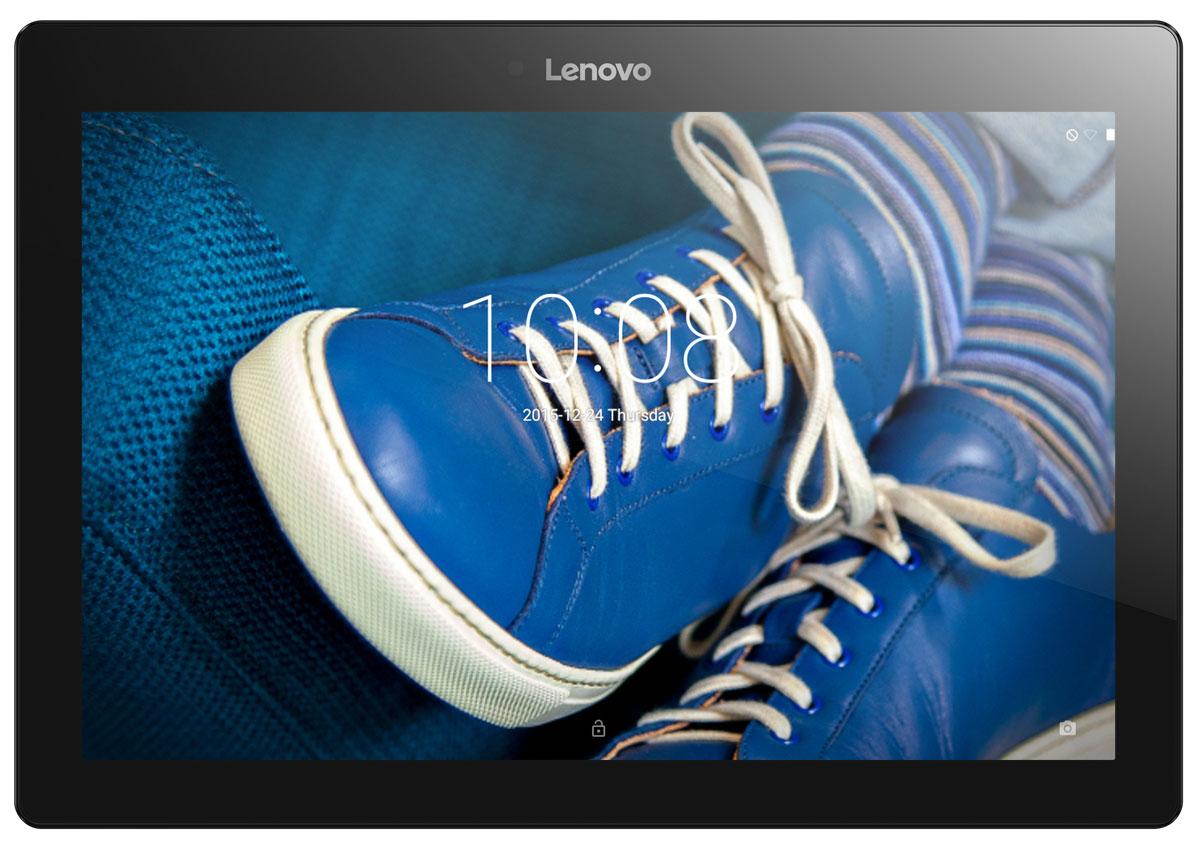 Lenovo Tab 2 A10-30, Dark Blue (ZA0D0048RU)