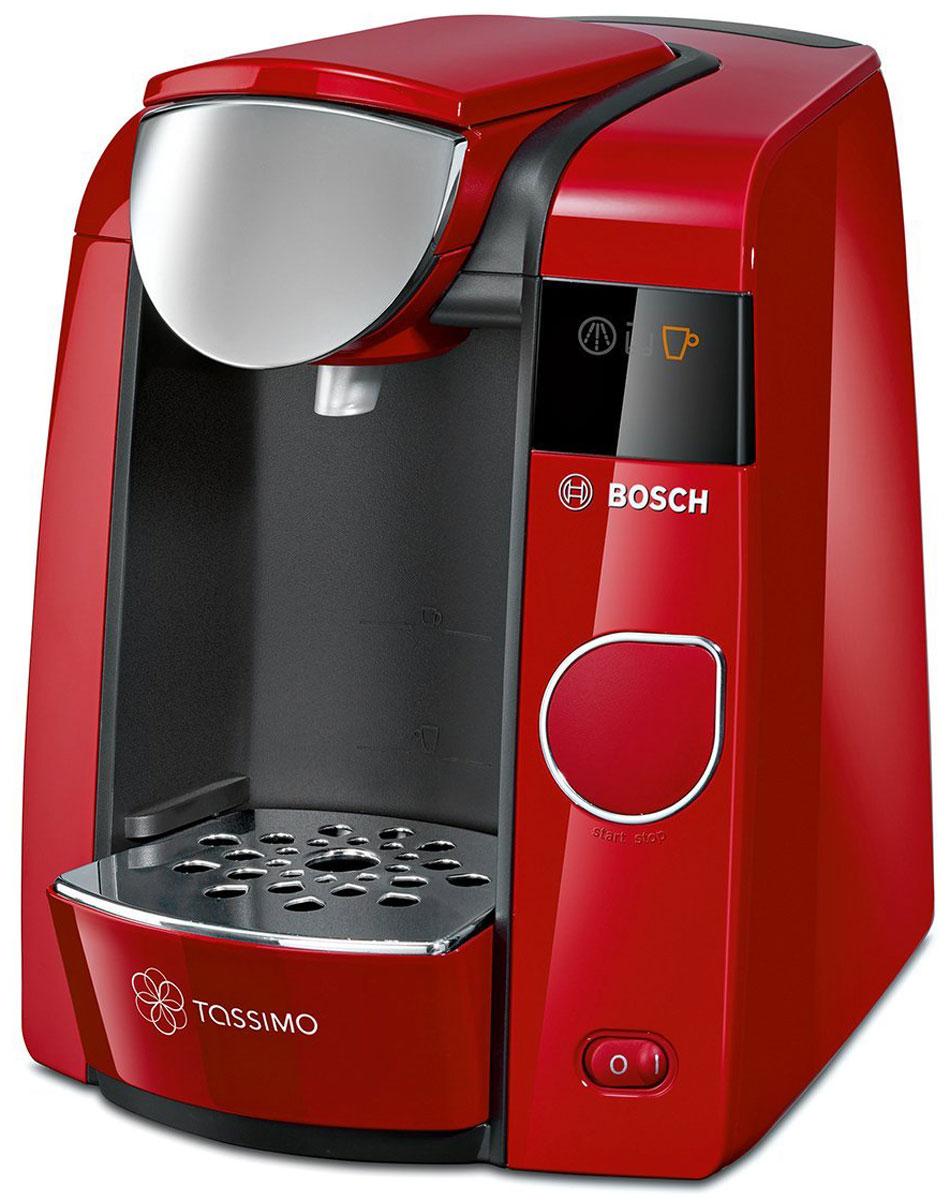 Bosch Tassimo Joy TAS4503, Red капсульная кофемашина