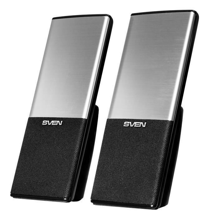 Sven 249, Black акустическая система 2.0 ( SV-012533 )