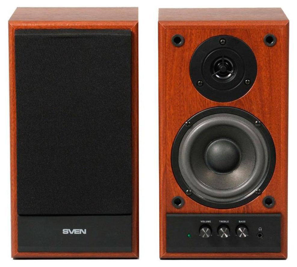Sven SPS-702, Nut акустическая система 2.0 ( SV-0120702WN )