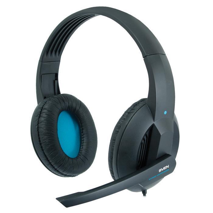 Sven AP-680MV наушники с микрофономSV-0410680MVРегулируемое оголовье AP-680MV обеспечивает удобную посадку гарнитуры на голове. Поворотный держатель позволяет установить микрофон на оптимальном для пользователя расстоянии. Управление громкостью осуществляется с помощью регулятора на кабеле. Благодаря системе пассивного шумоподавления (SVEN PNC) внешние звуки отсекаются и не оттеняют воспроизводимый аудиоконтент. Урбанистический дизайн модели понравится молодому поколению. SVEN AP-680MV – под стать профессиональным геймерским гарнитурам. За счет мягких амбушюров создается впечатление, что слева и справа к ушам приложили по подушке. Осталось закрыть глаза и расслабиться. Сегодня многие владельцы наушников и гарнитур негласно пропагандируют идею: «уши» должно быть видно! Это связано и с преимуществом конструкции закрытых амбушюров, и эффектом шумоподавления, и со стильным дизайном, который ни в коем случае не стоит скрывать. Ориентируясь на данную тенденцию, компания SVEN представила модель наушников с микрофоном SVEN...
