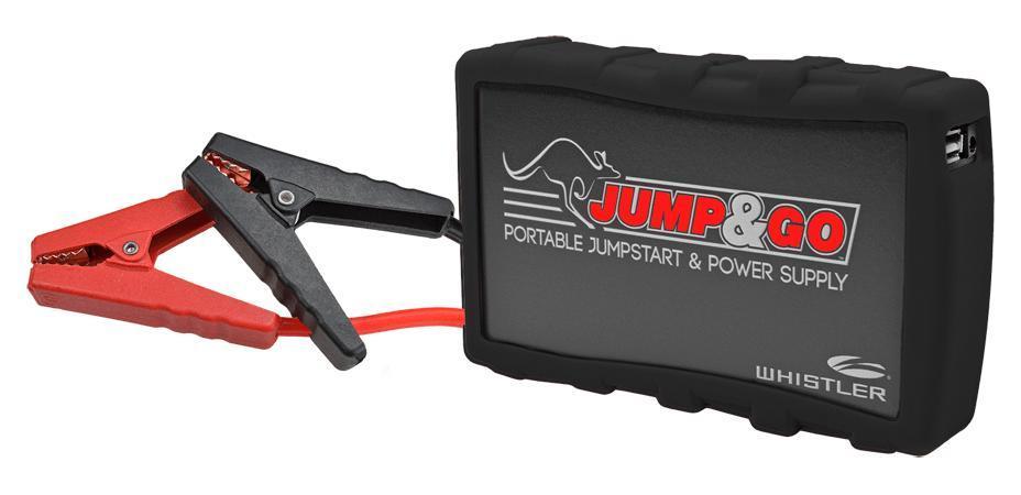 Whistler Jump & Go, Black внешний аккумулятор
