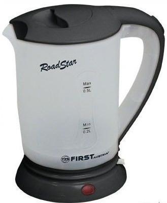 First FA-5425-2, Black дорожный электрический чайник