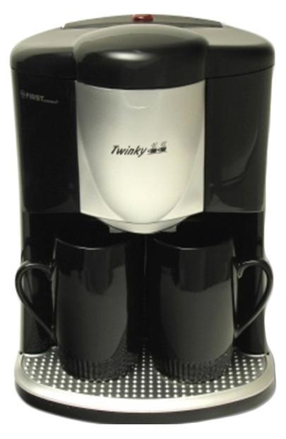 First FA-5453-B, Black кофеварка