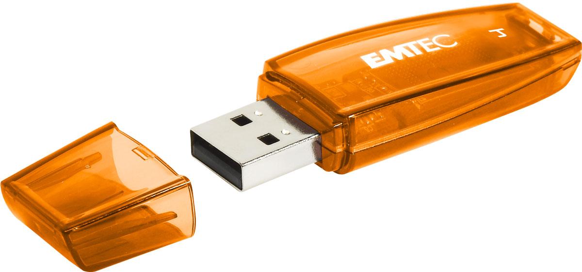 Emtec C410 4GB, Brown USB-накопитель ( ECMMD4GC410 )