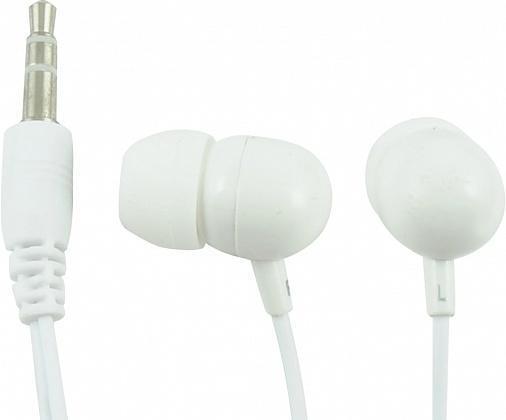 Oxion EPO101, White наушники