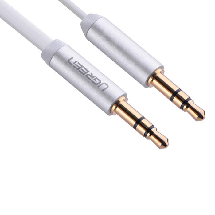 Ugreen UG-10762, White аудиокабель