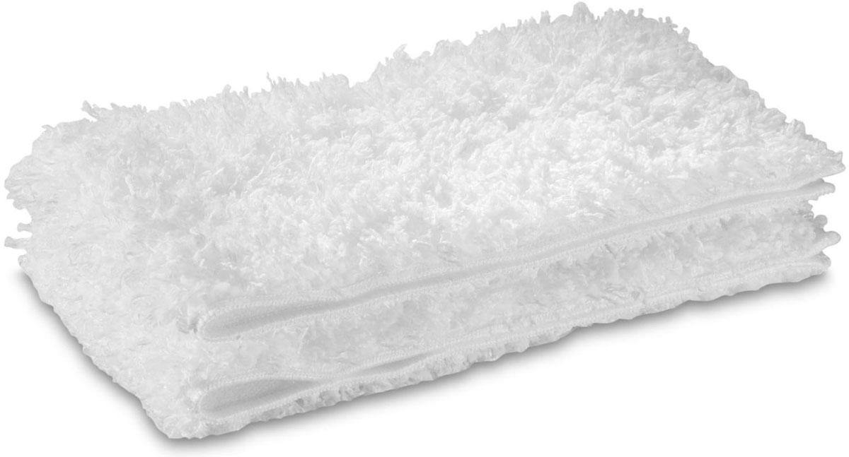 Karcher 28631730 Steam+Clean Floor набор насадок для пароочистителя, 2 шт