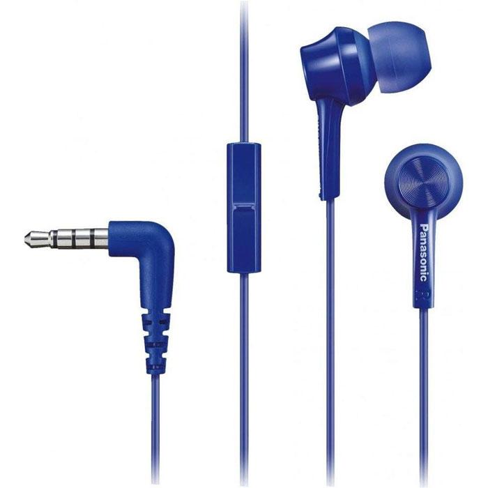 Panasonic RP-TCM105E-A, Blue наушникиRP-TCM105E-AНаушники-вкладыши с линейным микрофоном Panasonic RP-TCM105E обеспечивают удобство использования со смартфоном, воспроизводя чистый звук с превосходной изоляцией от шума. Вкладыши ТСМ105 плотно и удобно сидят в ухе. Благодаря плотному прилеганию обеспечивается изоляция от внешних звуков, что позволяет получить от прослушивания музыки максимум удовольствия. Вспомогательный микрофон и функция дистанционного управления модели совместимы с устройствами iPhone, BlackBerry и Android. Это означает, что они не только прекрасно подходят для прослушивания музыки с вашего смартфона, но и позволяют использовать свои микрофоны для разговоров по нему.