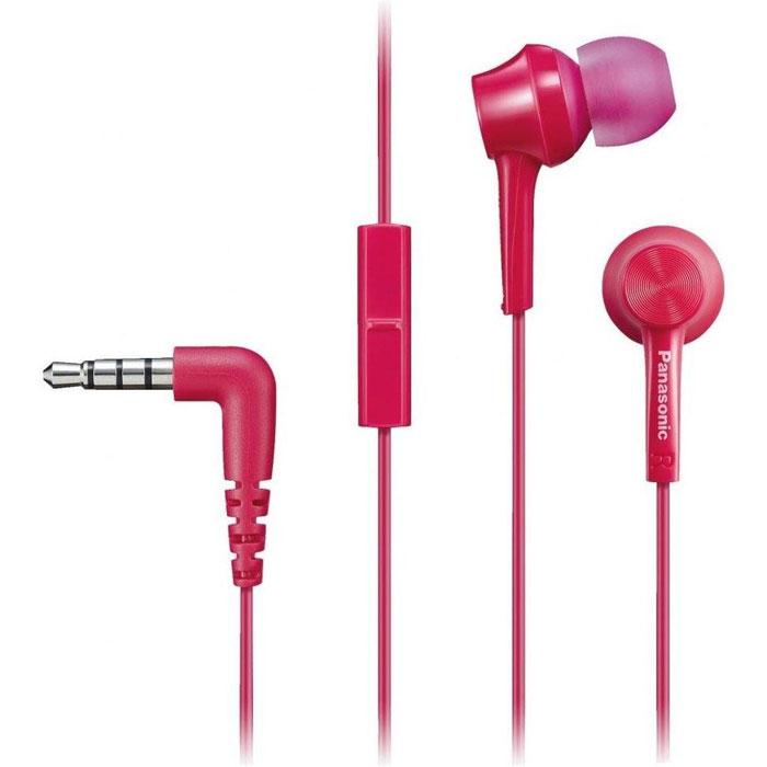 Panasonic RP-TCM105E-P, Pink наушникиRP-TCM105E-PНаушники-вкладыши с линейным микрофоном Panasonic RP-TCM105E обеспечивают удобство использования со смартфоном, воспроизводя чистый звук с превосходной изоляцией от шума. Вкладыши ТСМ105 плотно и удобно сидят в ухе. Благодаря плотному прилеганию обеспечивается изоляция от внешних звуков, что позволяет получить от прослушивания музыки максимум удовольствия. Вспомогательный микрофон и функция дистанционного управления модели совместимы с устройствами iPhone, BlackBerry и Android. Это означает, что они не только прекрасно подходят для прослушивания музыки с вашего смартфона, но и позволяют использовать свои микрофоны для разговоров по нему.