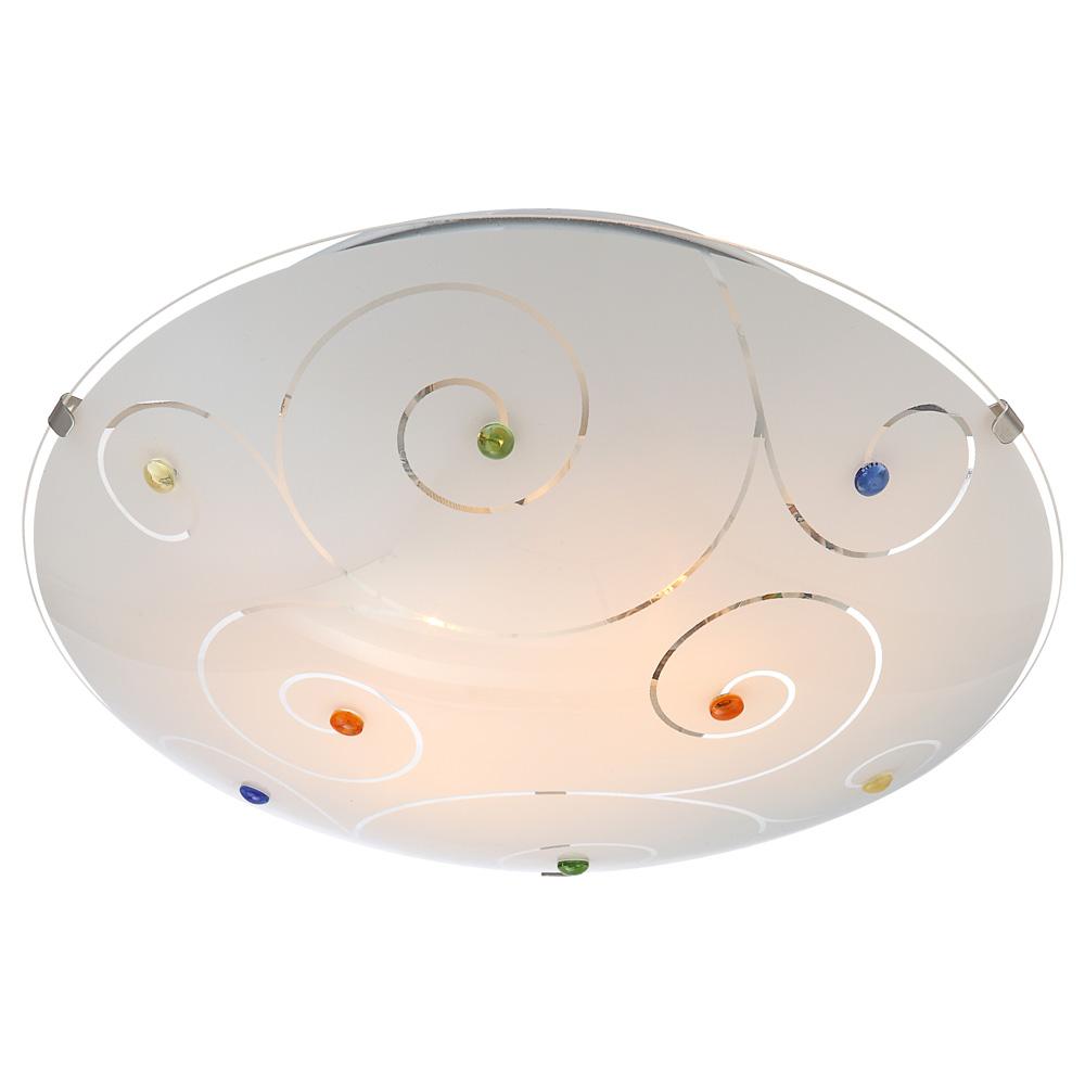 Светильник настенно-потолочный GLOBO FULVA 40983-240983-2