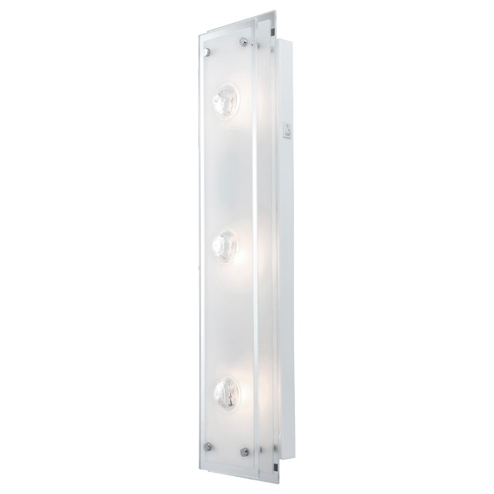 Светильник настенно-потолочный Globo Malaga 48328-3W48328-3W