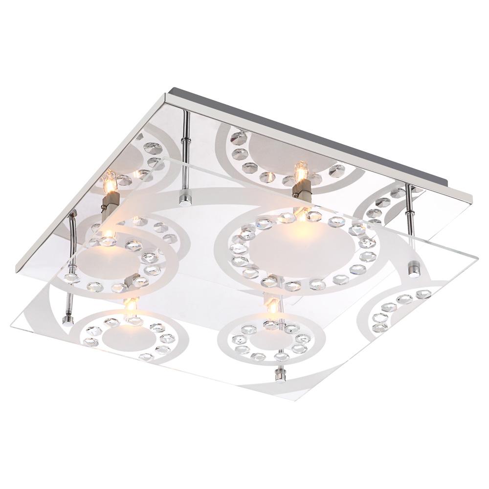 Светильник настенно-потолочный Globo Dianne 48690-448690-4