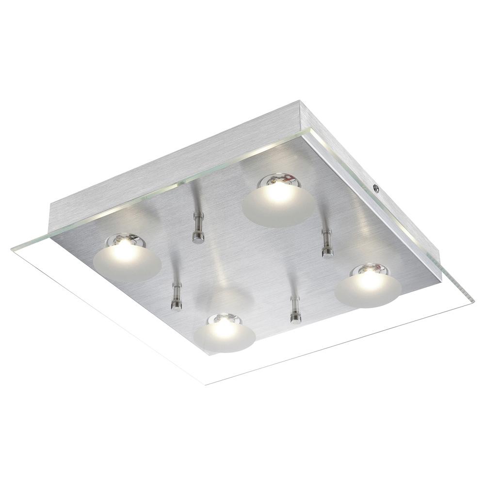 Светильник настенно-потолочный Globo Berto 49200-449200-4