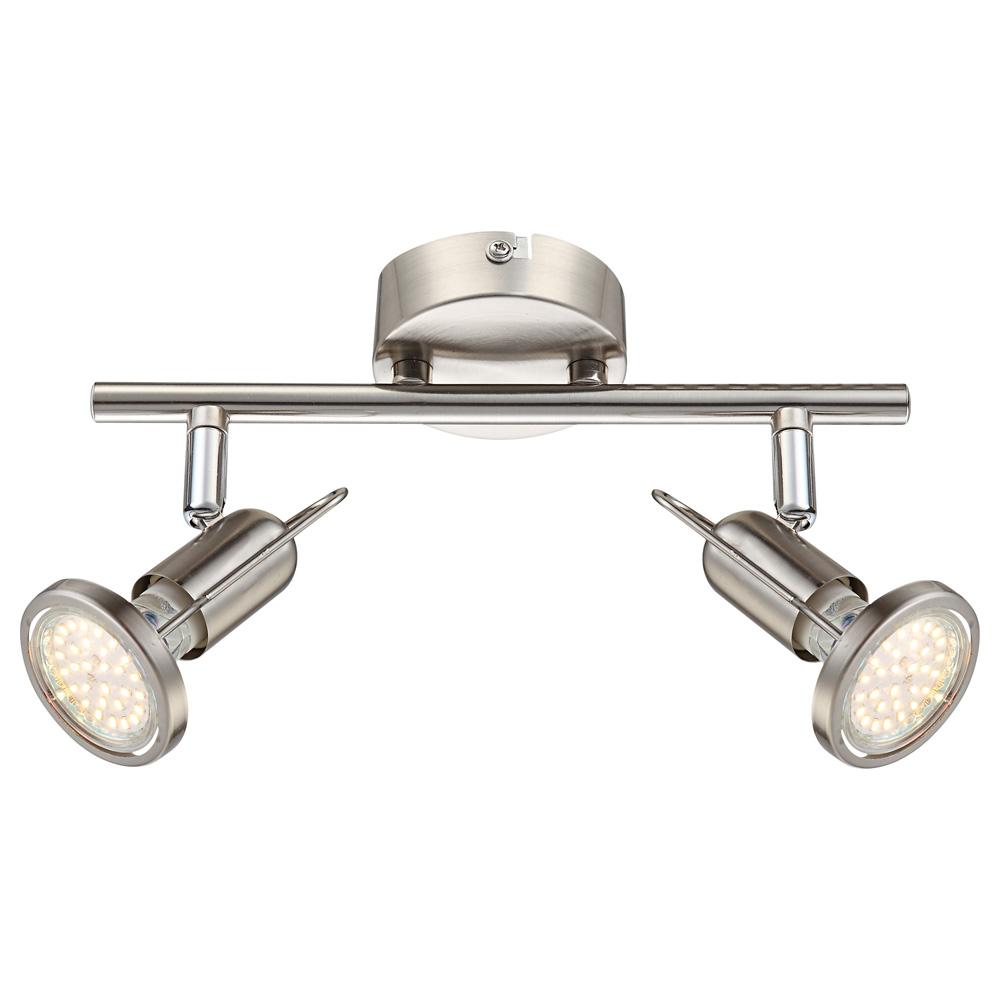 Светильник настенно-потолочный GLOBO RAIL 54382-254382-2