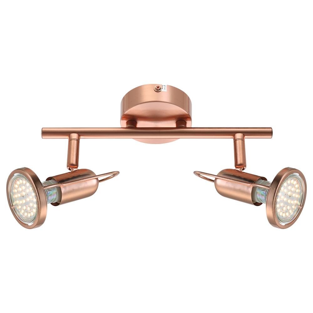 Светильник настенно-потолочный GLOBO ANNE 54383-254383-2