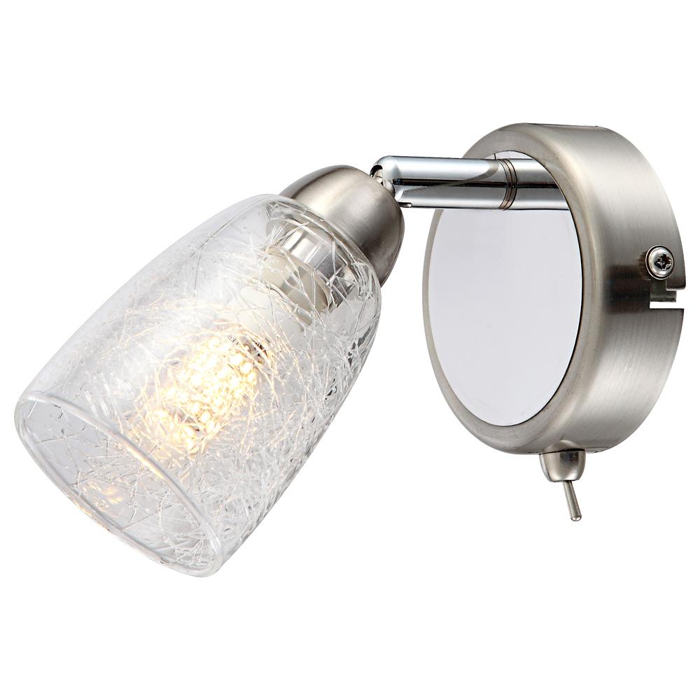 Светильник настенно-потолочный GLOBO CRASH 56023-1