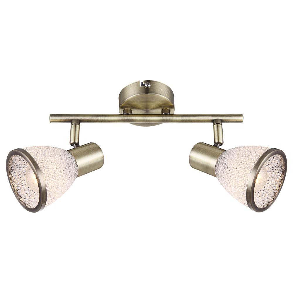 Светильник настенно-потолочный GLOBO ELSA 56046-256046-2