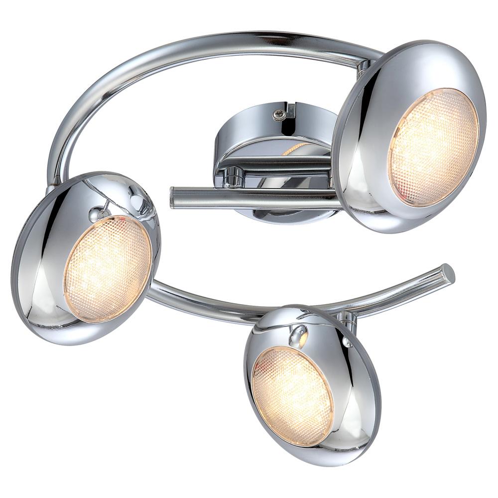 Светильник настенно-потолочный Globo Gilles 56217-356217-3