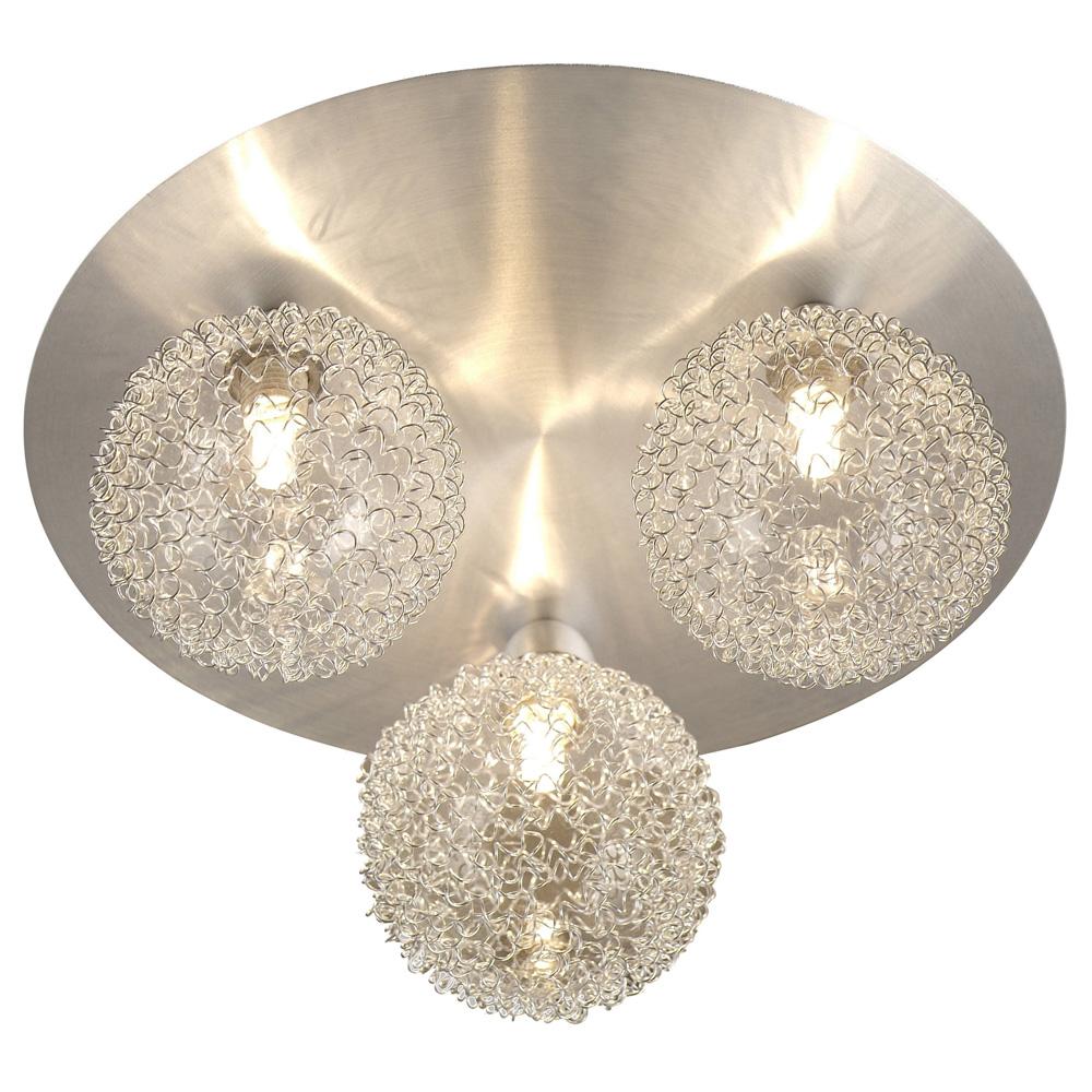 Светильник настенно-потолочный Globo New Design 5662-35662-3