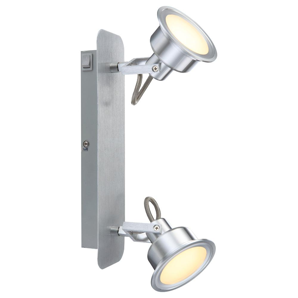 Светильник настенно-потолочный GLOBO LINDSEY 56954-256954-2
