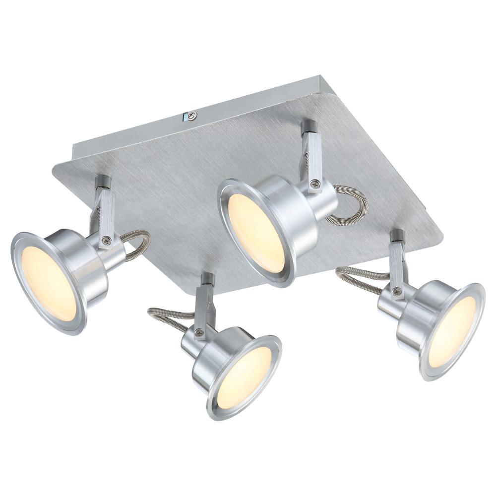 Светильник настенно-потолочный GLOBO LINDSEY 56954-456954-4