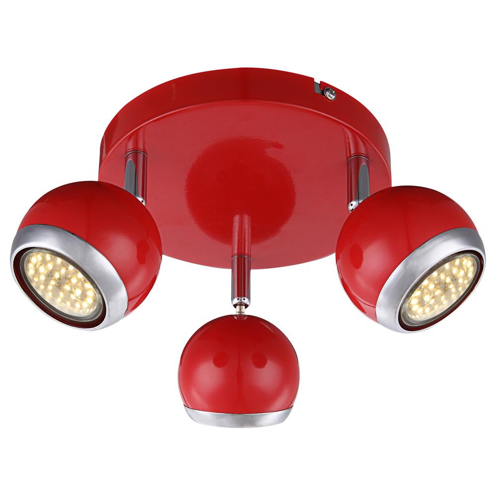 Светильник настенно-потолочный GLOBO OMAN 57885-357885-3