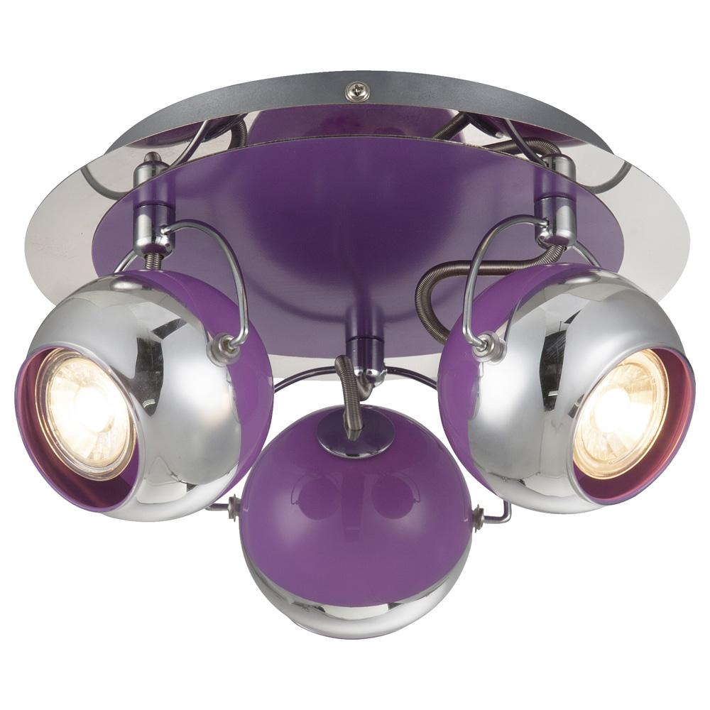 Светильник настенно-потолочный GLOBO SPLASH 57887-357887-3