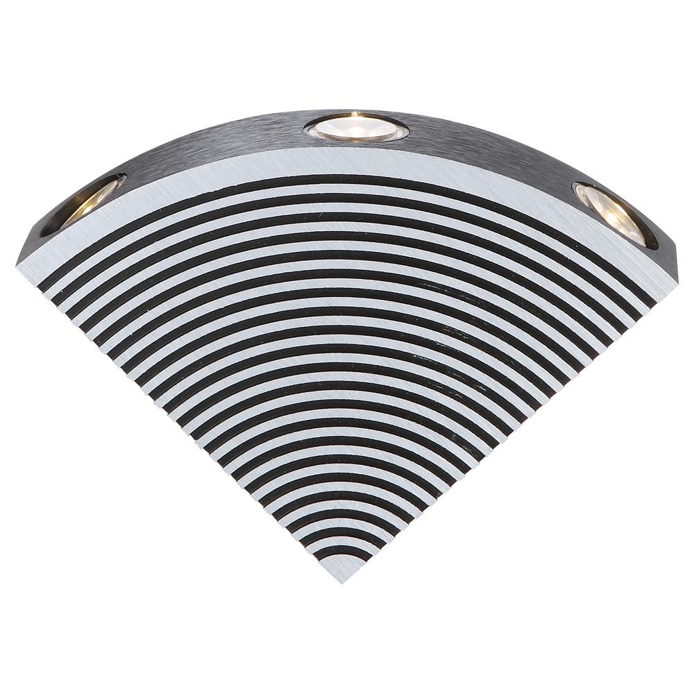 Светильник настенно-потолочный Globo Smokey 76087608