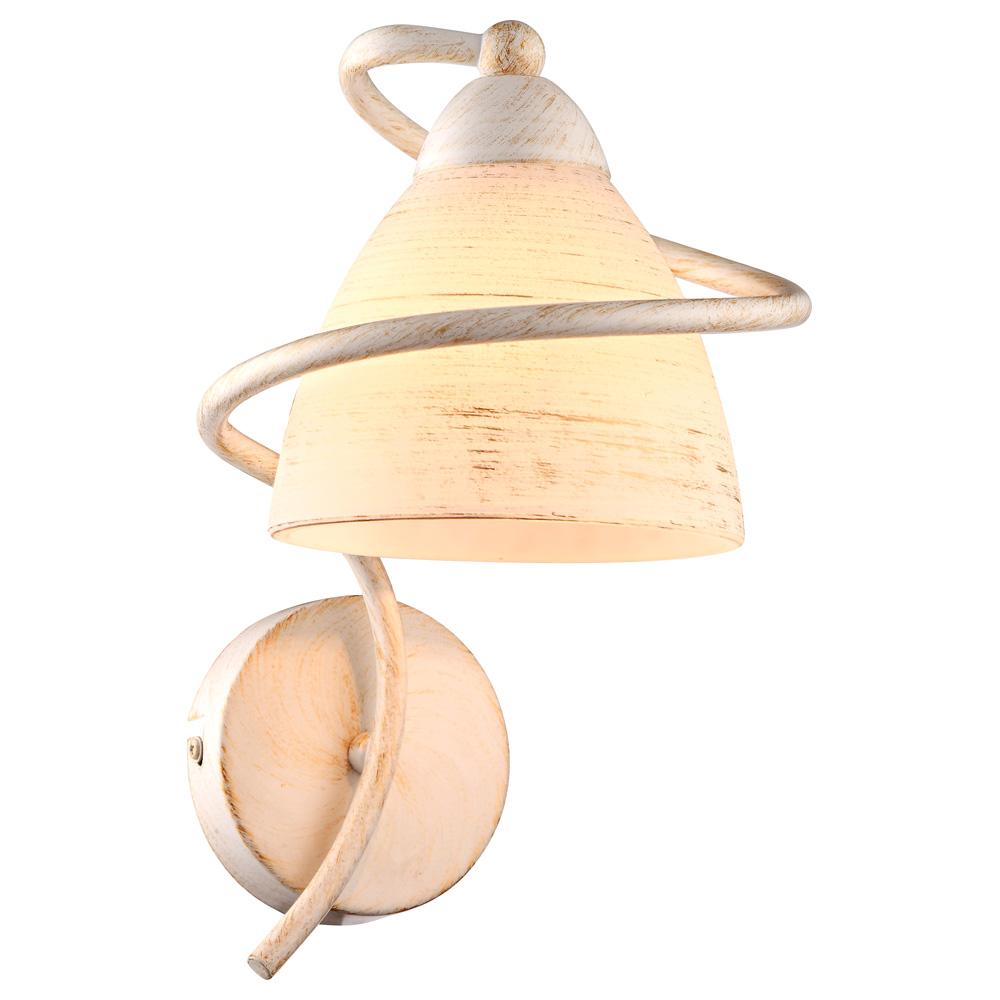 Светильник настенный Arte Lamp FABIA A1AP-1WGA1AP-1WG