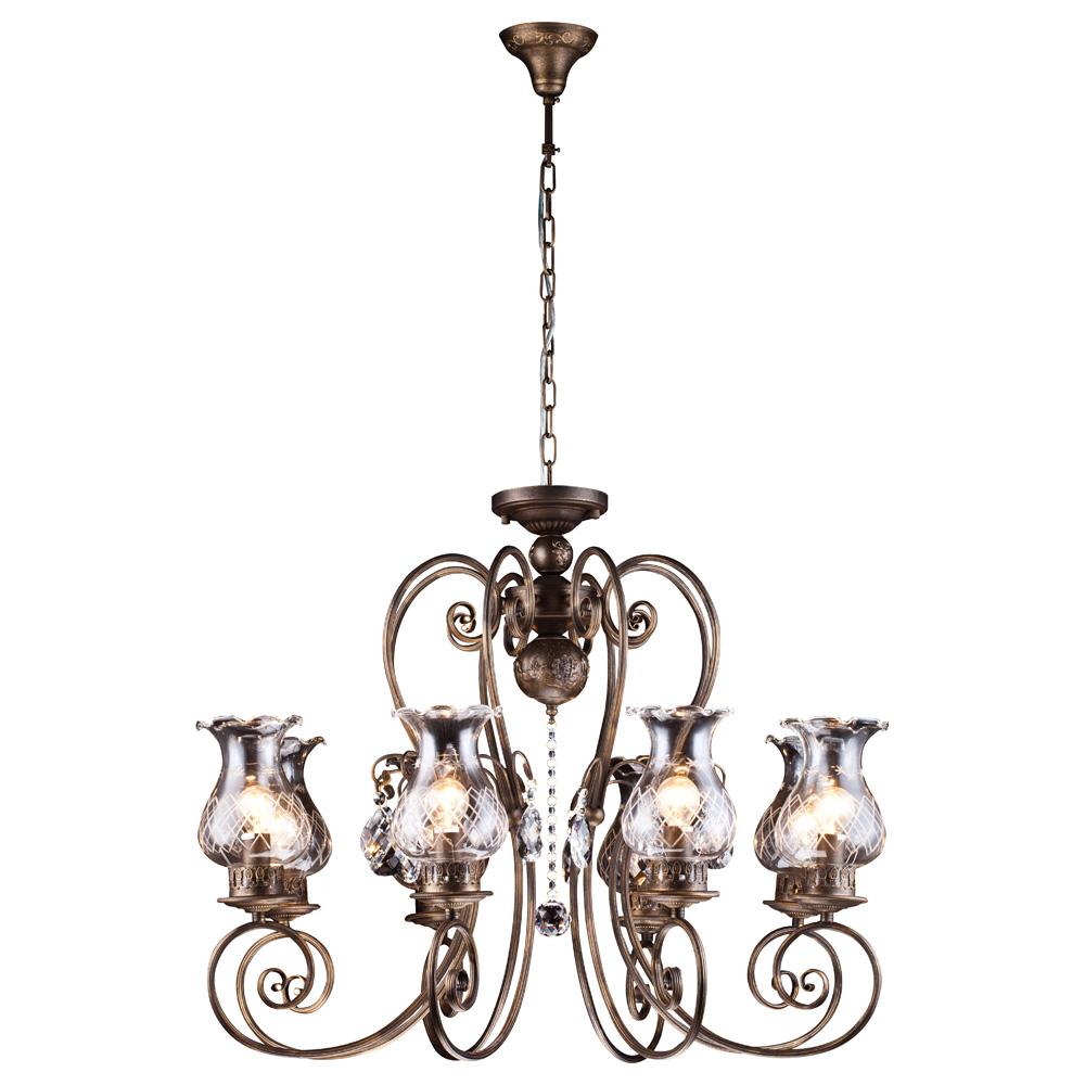 Светильник подвесной Arte Lamp PALERMO A2053LM-8BRA2053LM-8BR