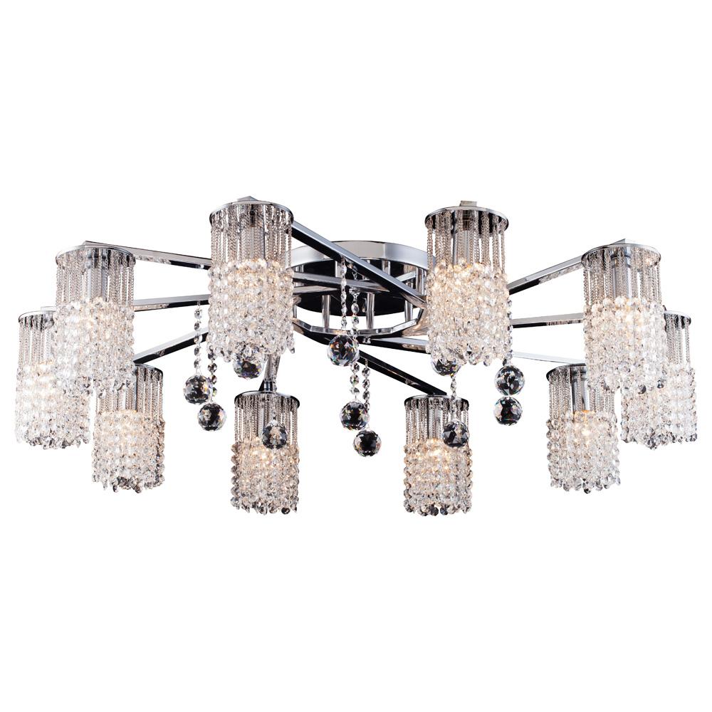 Светильник потолочный Arte Lamp CASCATA A3028PL-10CCA3028PL-10CC