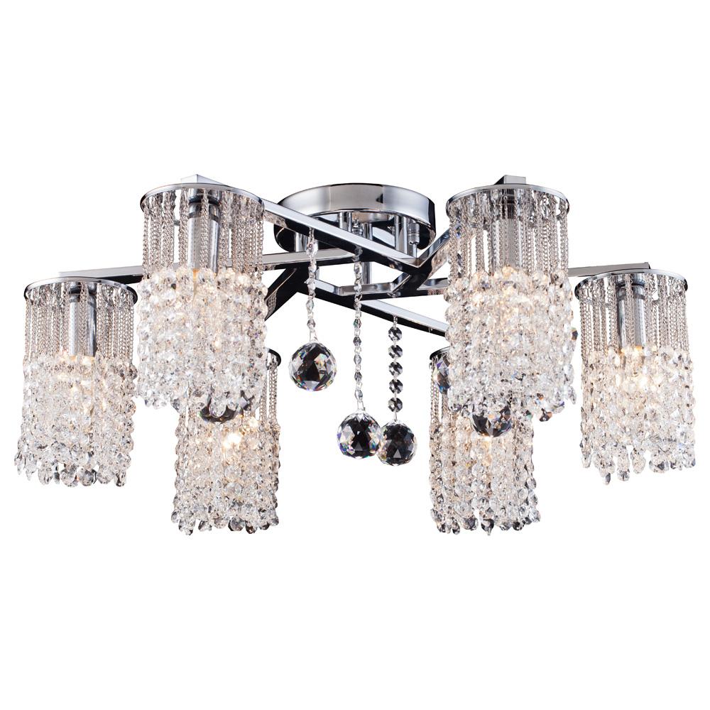 Светильник потолочный Arte Lamp CASCATA A3028PL-6CCA3028PL-6CC