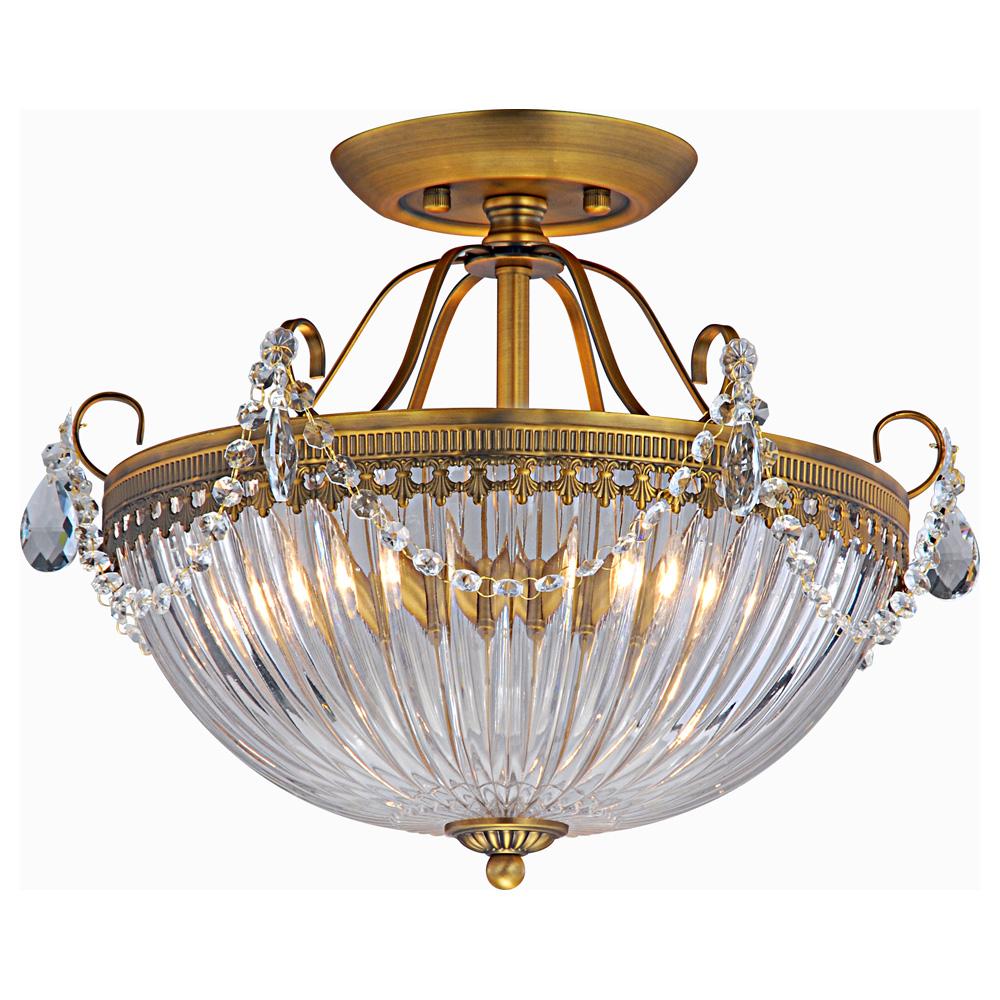 Светильник потолочный Arte Lamp SCHELENBERG A4410PL-3SRA4410PL-3SR