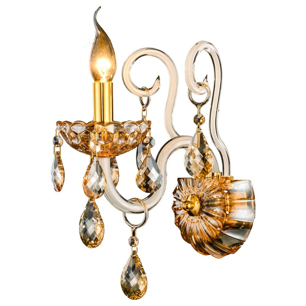Светильник настенный Arte Lamp VERSAILLES A5081AP-1GOA5081AP-1GO