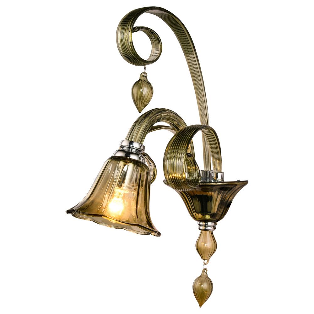 Светильник настенный Arte Lamp CORNO A8070AP-1CCA8070AP-1CC