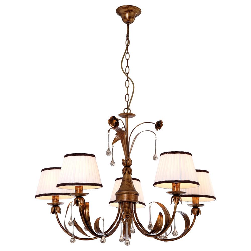 Светильник подвесной Arte Lamp Borgia A8100LM-5GAA8100LM-5GA