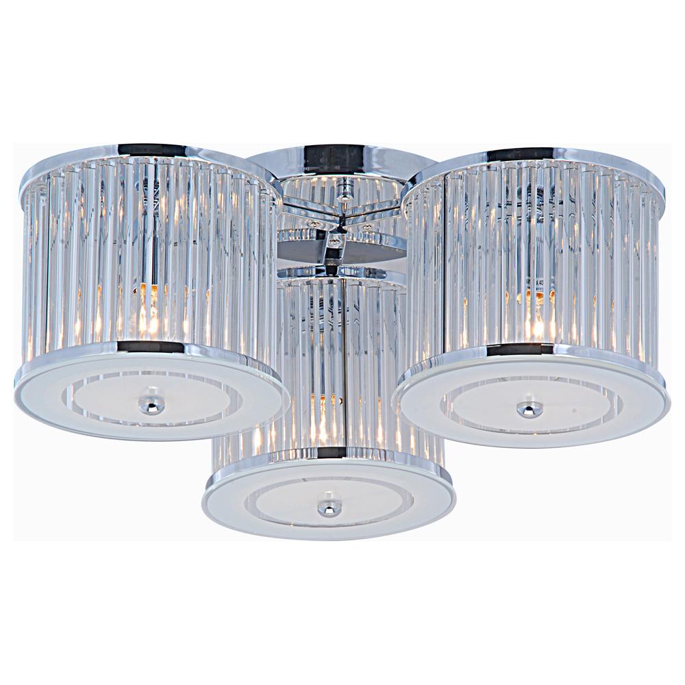 Светильник потолочный Arte Lamp GLASSY A8240PL-3CCA8240PL-3CC