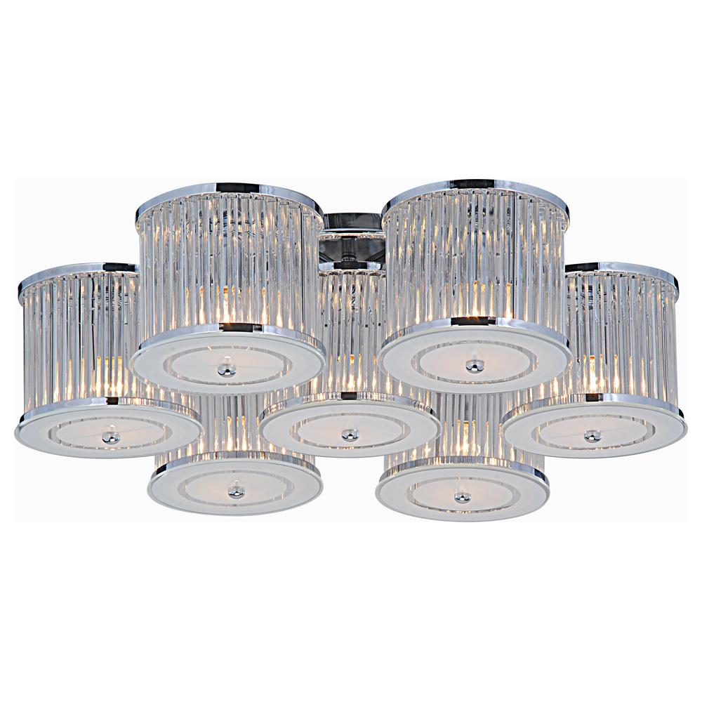 Светильник потолочный Arte Lamp GLASSY A8240PL-7CCA8240PL-7CC