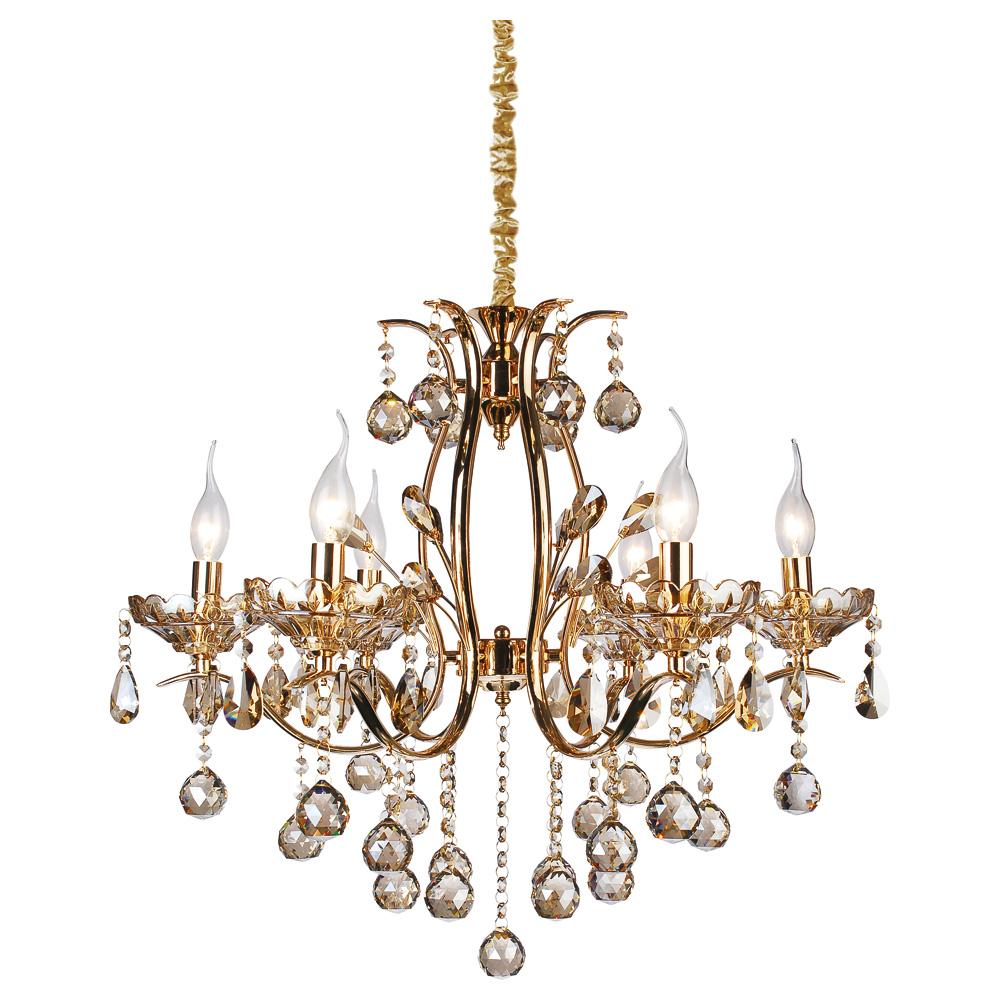 Светильник подвесной Arte Lamp Renaissance A8259LM-6GOA8259LM-6GO